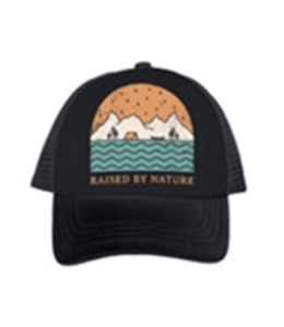 FEATHER 4 ARROW RAISED BY NATURE HAT