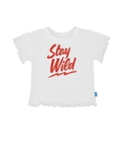 FEATHER 4 ARROW STAY WILD FLUTTER TEE
