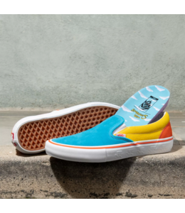 Vans SLIP ON PRO (SIMPSONS)