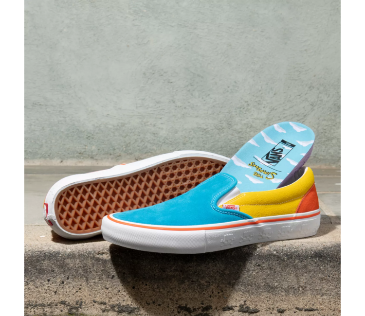 SLIP-ON PRO (SIMPSONS) - The Fort