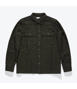 BANKS JOURNAL OBLIIVIOUS LONG SLEEVE SHIRT