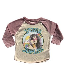 Rowdy Sprout JANIS TEE