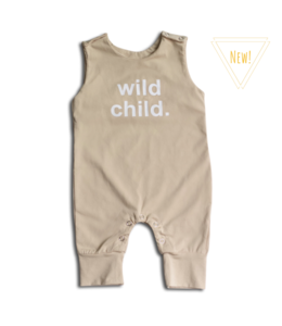 DENVER JAMES WILD CHILD ROMPER