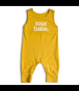 DENVER JAMES TOTAL BABE ROMPER