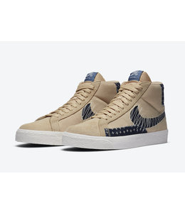 Nike SB CT0715 ZOOM BLAZER MID P (SASHIKO)