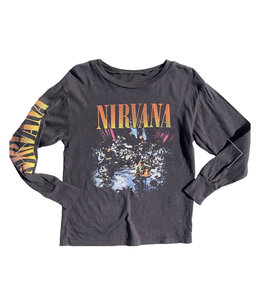 Rowdy Sprout NIRVANA LS TEE