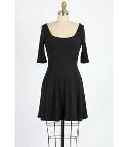 FINAL TOUCH SWING DRESS