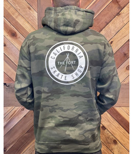 THE FORT FORT CALIFORNIA HOODY CAM