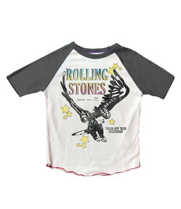 Rowdy Sprout ROLLING STONES RAGLAN