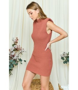 DAY & NIGHT THE FRENCHIE KNIT DRESS