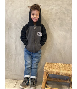 THE FORT FORT RETRO ZIP UP TODDLER