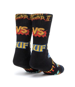 HUF STREET FIGHTER GRAPHIC SOCK