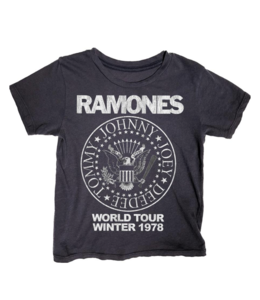 Rowdy Sprout RAMONES SIMPLE TEE