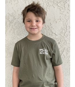 THE FORT FORT RETRO TEE YOUTH