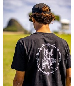 RVCA HOMBRES SS M TEE