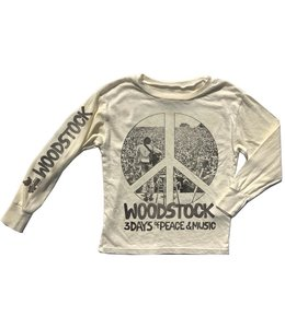 Rowdy Sprout WOODSTOCK LS TEE