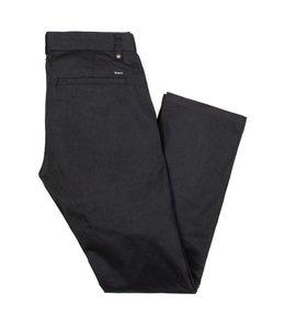 Brixton RESERVE CHINO PANT BLACK
