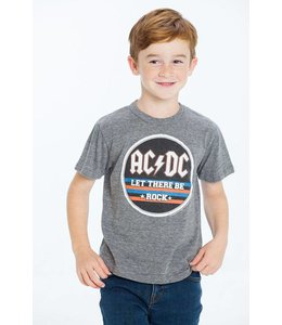 Chaser CHASER BRAND - ACDC-LET THERE BE ROCK TEE
