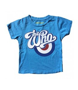 Rowdy Sprout THE WHO SIMPLE TEE