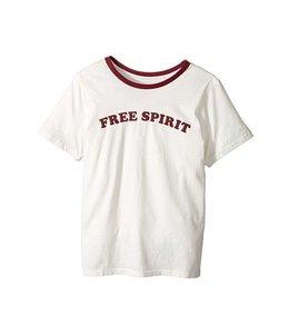 Spiritual Gangster FREE SPIRIT KIDS TEE