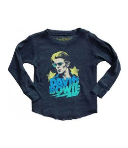 Rowdy Sprout DAVID BOWIE BURNOUT THERMAL
