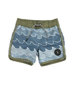FEATHER 4 ARROW COSMIC WAVE BOARDSHORT