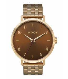 NIXON ARROW LIGHT GOLD