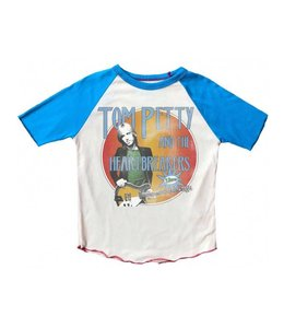 Rowdy Sprout TOM PETTY SHORT SLEEVE RAGLAN