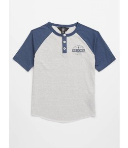 Volcom BANKS COLORBLOCK HENLEY (TODDLER)