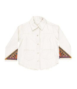Children Of The Tribe SENORITA EMBROIDERED JACKET