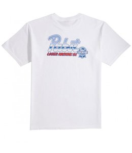 Loser Machine LOSER MACHINE X PBR - CHROME TEE