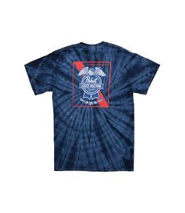 Loser Machine LOSER MACHINE X PBR CONDOR & RIBBON TIE DYE