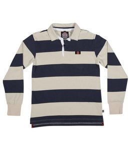 Independent SCRUM LONGSLEEVE RUGBY TOP