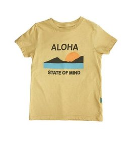 FEATHER 4 ARROW ALOHA STATE OF MIND VINTAGE TEE