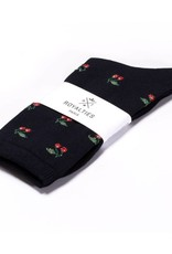 Royalties Paris Royalties Paris Cherry Sock