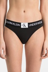 Calvin Klein Calvin Klein Monogram Logo Bikini