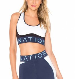 P.E Nation P.E Nation Passing Lane Crop Soutien Gorge de sport