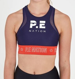 P.E Nation P.E Nation Figure Four Crop Soutien de sport