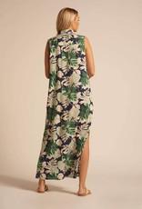 Koy Resort Koy Resort Palm Beach Maxi Shirt Dress