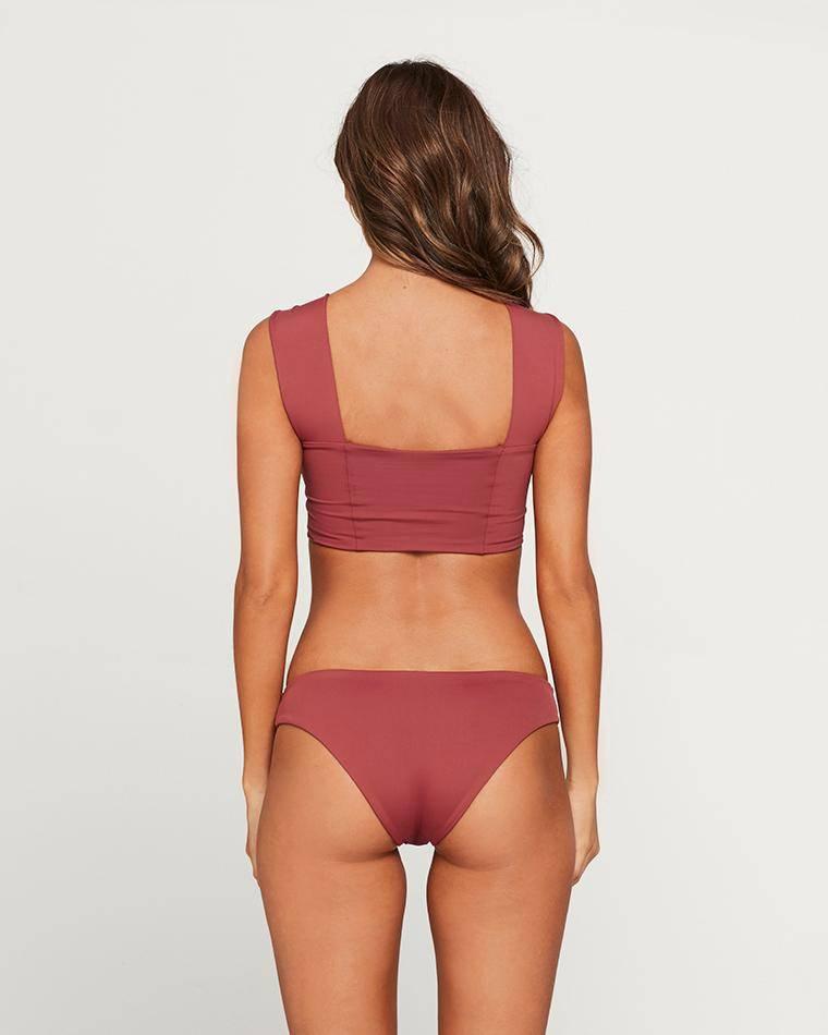 L*Space L*Space Parker Top & Sandi Bottom Bikini
