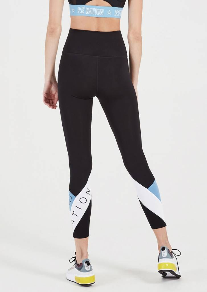 P.E Nation  P.E Nation Race Runner Legging