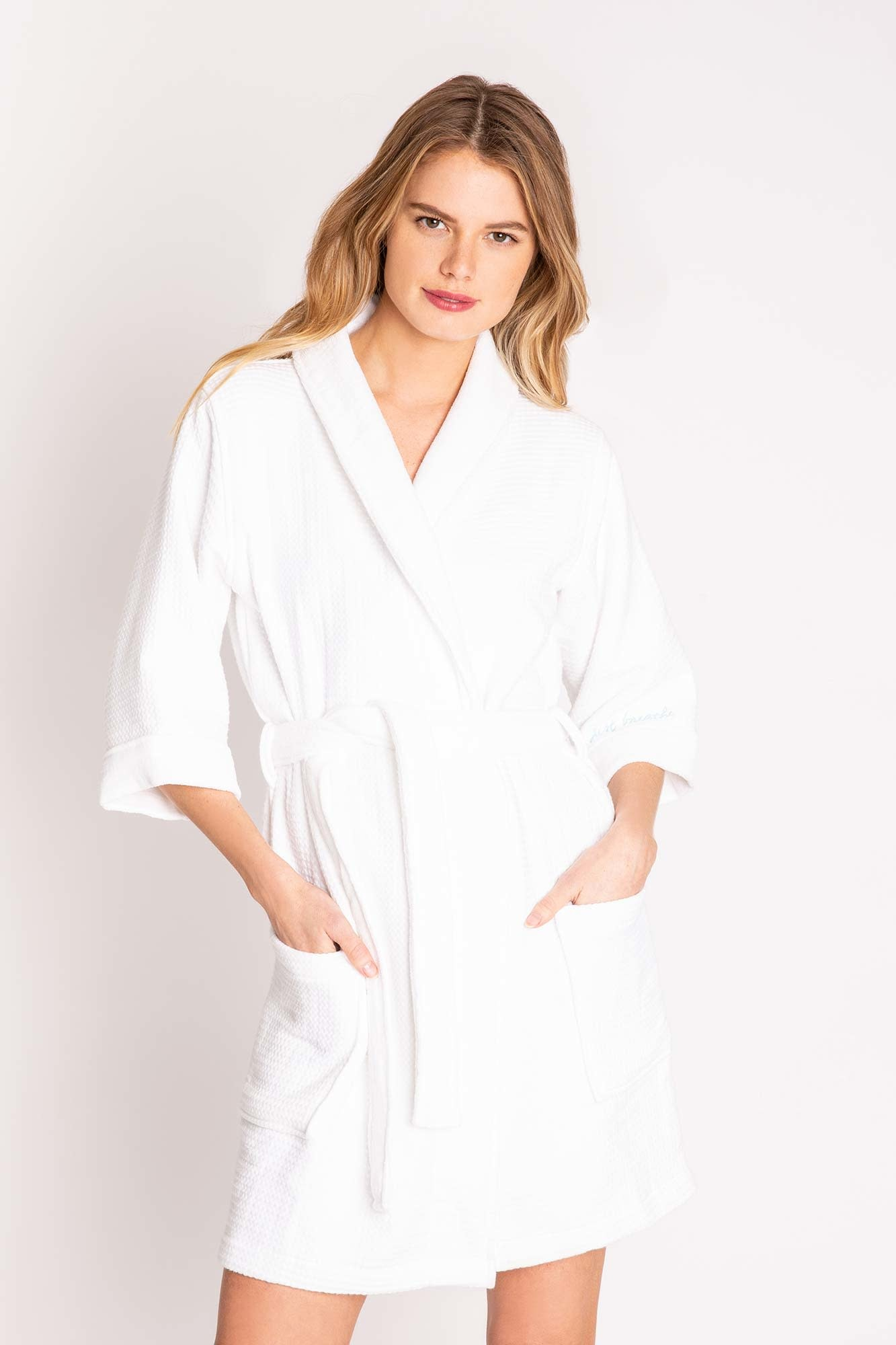 PJSalvage PJ Salvage Spa Day Robe