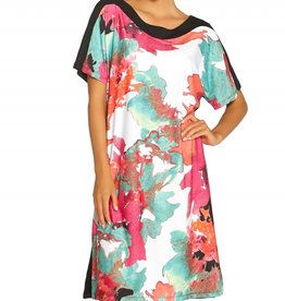 Charmline Charmline Flower Splash Cover up