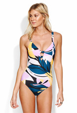 Seafolly Seafolly Cut Copy Deep One Piece