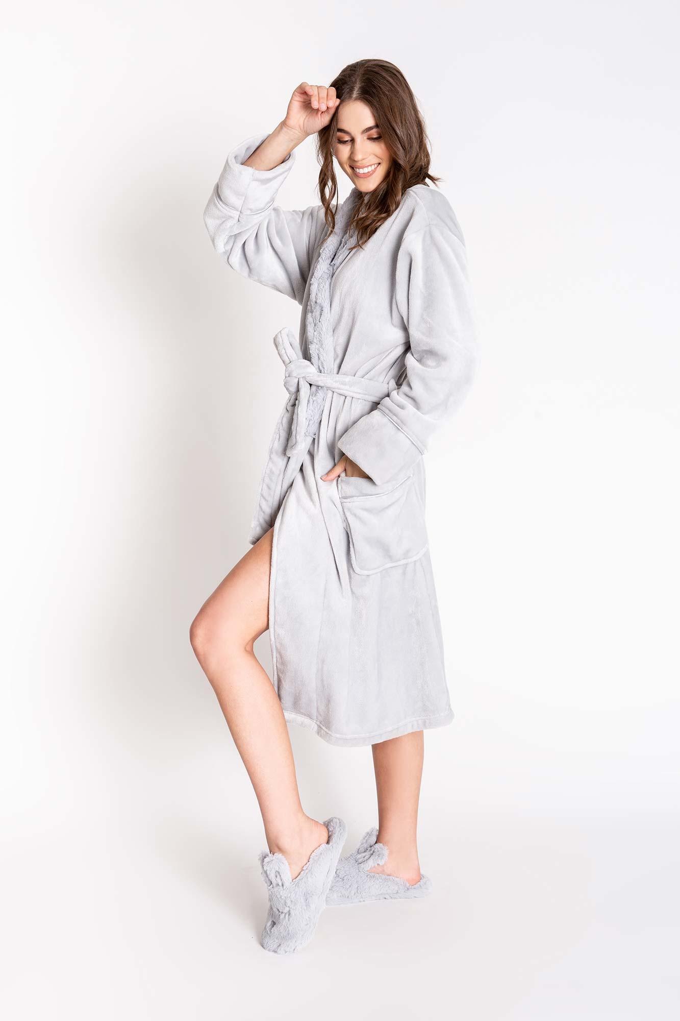 PJSalvage PJ Salvage Luxe Plush Robe