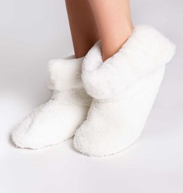 PJSalvage PJ Salvage Plush Bootie Slippers