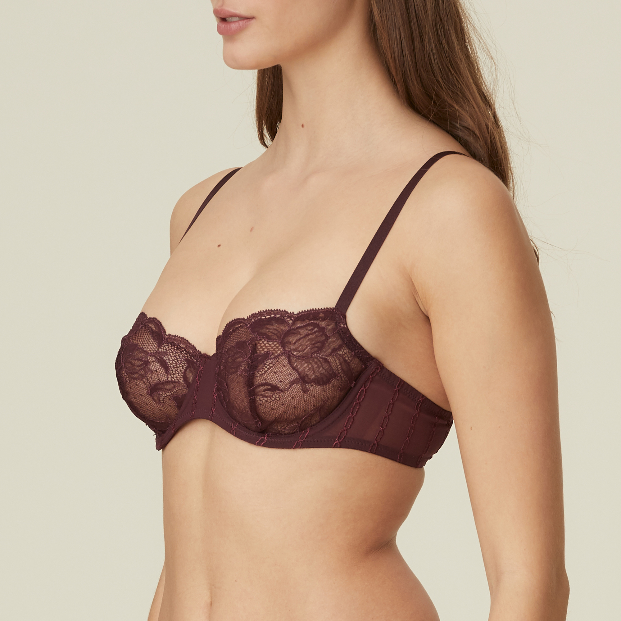Marie Jo Marie Jo Kate Balcony Bra with Vertical Seam