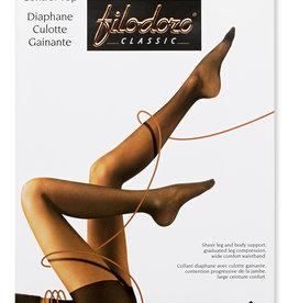 Filodoro Bas de nylon Filodoro avec culotte gainante 15 deniers