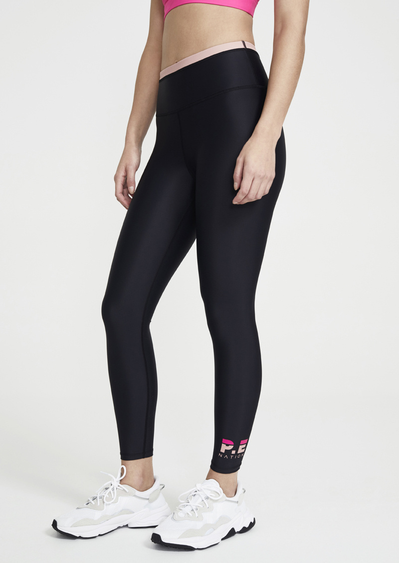 P.E Nation P.E Nation Carve Strike Legging