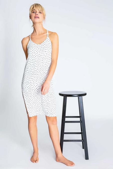 PJSalvage PJ Salvage Modern Modal Dress